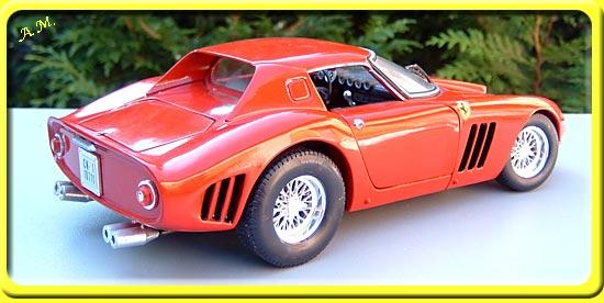 Ferrari 250gto De Jouef 1 18 232 Me